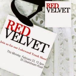 Red Velvet Runway