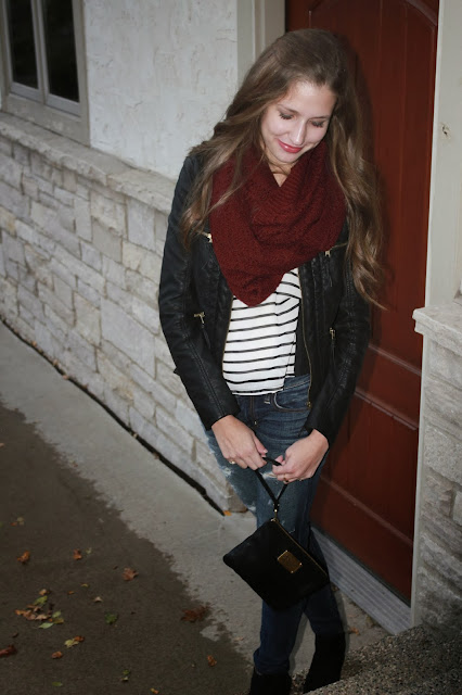 ootd, outfit, of, the, day, american, eagle, marc, jacobs, sam, edelman, francescas, nordstrom, forver21, h&m