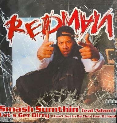 Redman – Smash Sumthin' (VLS) (2001) (320 kbps)