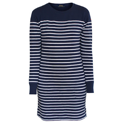 polo ralph lauren sailor stripe dress