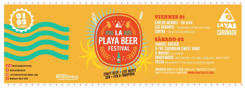 La Playa Beer