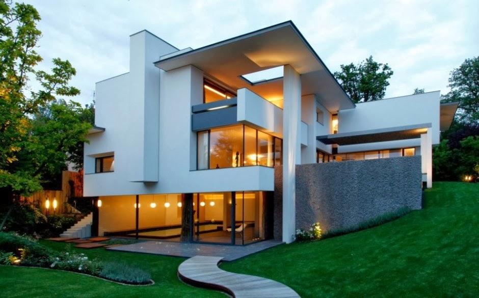 5 Maisons d'architecte qui font rêver - Le blog de Loftboutik