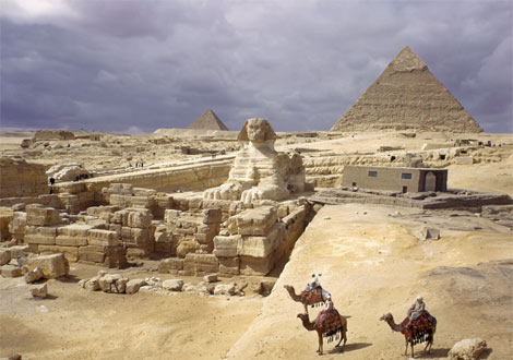 Ancient Anomalies Of Giza Academia Can't Explain Egypt_sphinx-pyramids