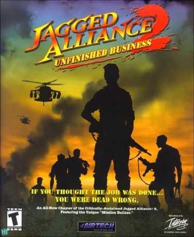 Jagged Alliance Anthology