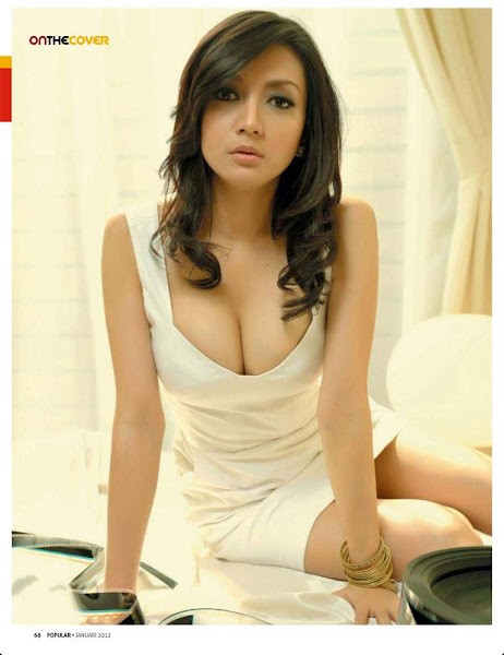 Wiwid Gunawan, Beauty and Sexy Woman