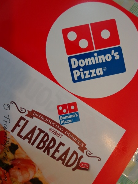 Domino's Pizza Flatbreads