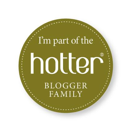 Hotter blogger family