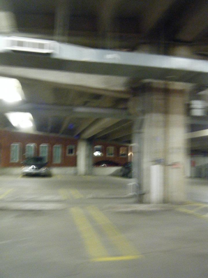 Lyinn 39 s blog the haunted parking garage in columbus ohio for Ohio garage mandelieu