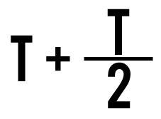 Equação Tijlo Mais meio tijolo