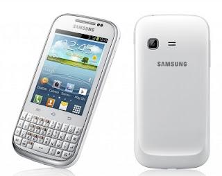 Harga Samsung Galaxy Chat B5330 Dan Spesifikasi