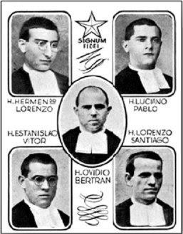HERMANOS LASALLISTAS
