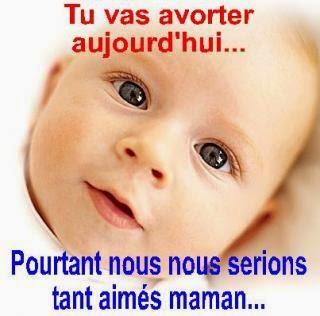 Michel blogue les pleurs de tous les bébés du monde avec la réaction de Louise Cardin/+/Éliane Avortement33%2B(1)