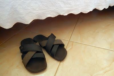 A humildade calça sandálias (foto: Jean Tosetto)