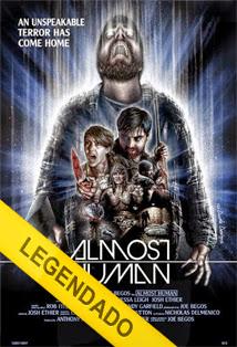 Almost Human – Legendado