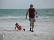 Mindin' our randomness on Holmes Beach