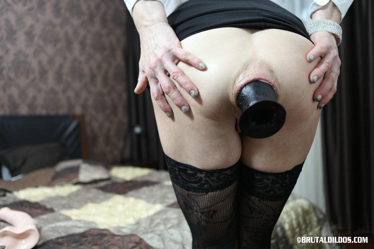 Pantyhose huge dirty dildo feet, and