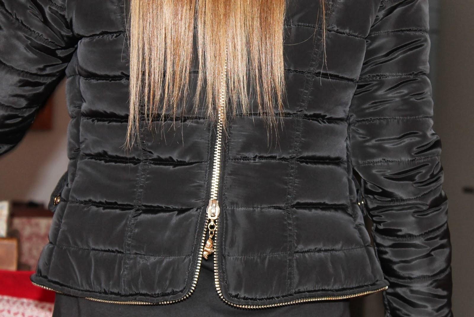 Espalda chaqueta Lujans con detalle de calavera