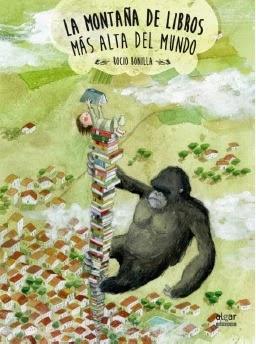 La montaña de los libros más altos del mundo - Rocío Bonilla