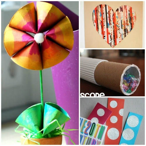 Totally Awesome Upcycle Crafts For Kids What Can We Do