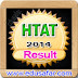 HTAT 2014  Result and Final Answer Key  Declared