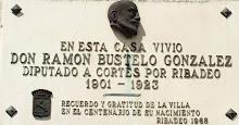 A Don Ramón Bustelo
