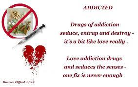 Drug Addiction Poems | Drug Addiction