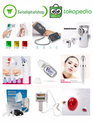 Alat Kesehatan dan Alat ukur Digital