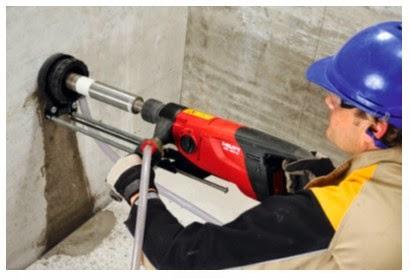 Fungsi Mesin Alat Coring Beton Hilti DD 150