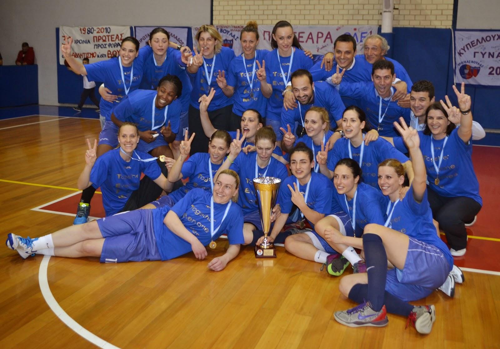 Η ΑΕΣ Ελληνικού έγινε η 3η ομάδα της ΕΣΚΑΝΑ που κατακτά τον  τίτλο του πρωταθλητή Ελλάδας