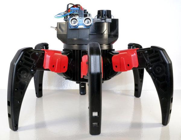 Una solucin DIY para controlar robots y cuadricpteros