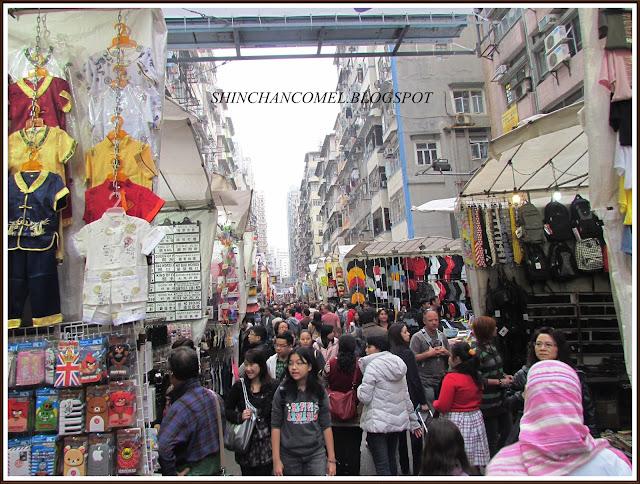 hong kong bercuti tips travel melancong mong kok mongkok wanchai wan chai masjid amar dim sum islamic centre halal makanan islam sedap islamic centre canteen ladies market