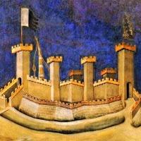 'Guidoriccio da Fogliano - Fragment (Simone Martini)'