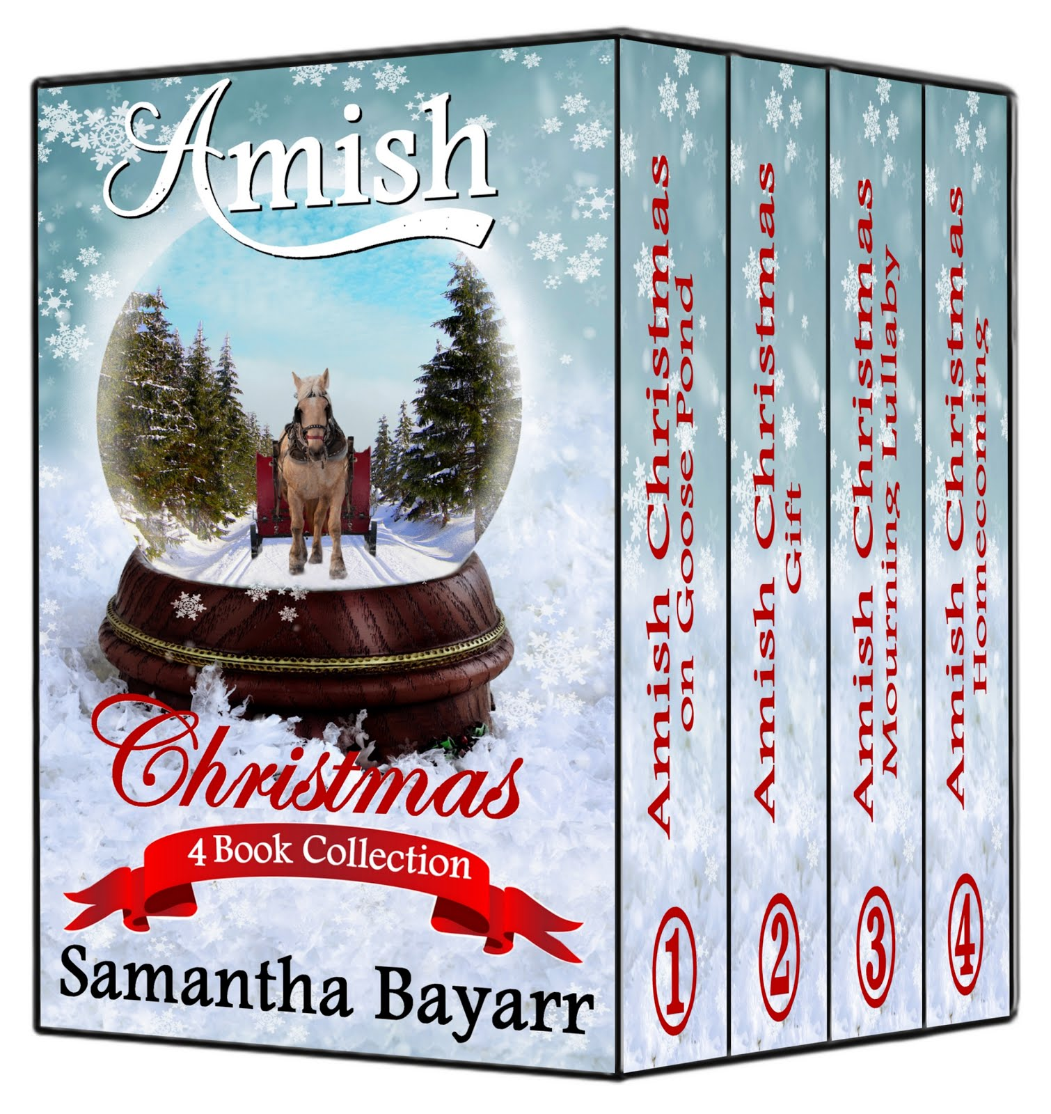 Amish Christmas Collection #2