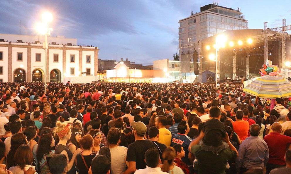 FESTIVAL DE LA CANTERA, UNA PLATAFORMA PARA ARTISTAS POTOSINOS