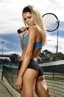 Compilation photos de tennis woman sexy -