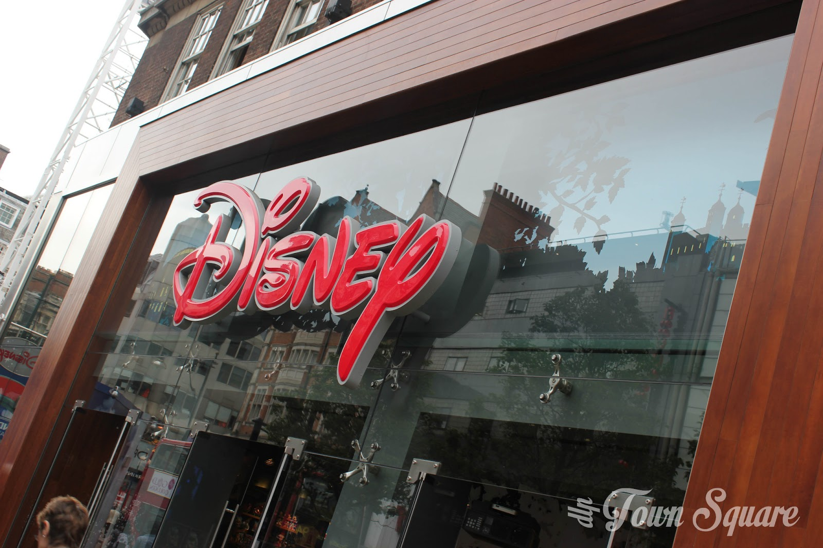 Disney Store, Oxford Street London