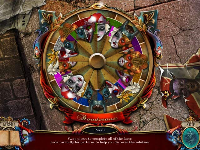 Shattered Minds: Masquerade Collector's Edition screenshot 6