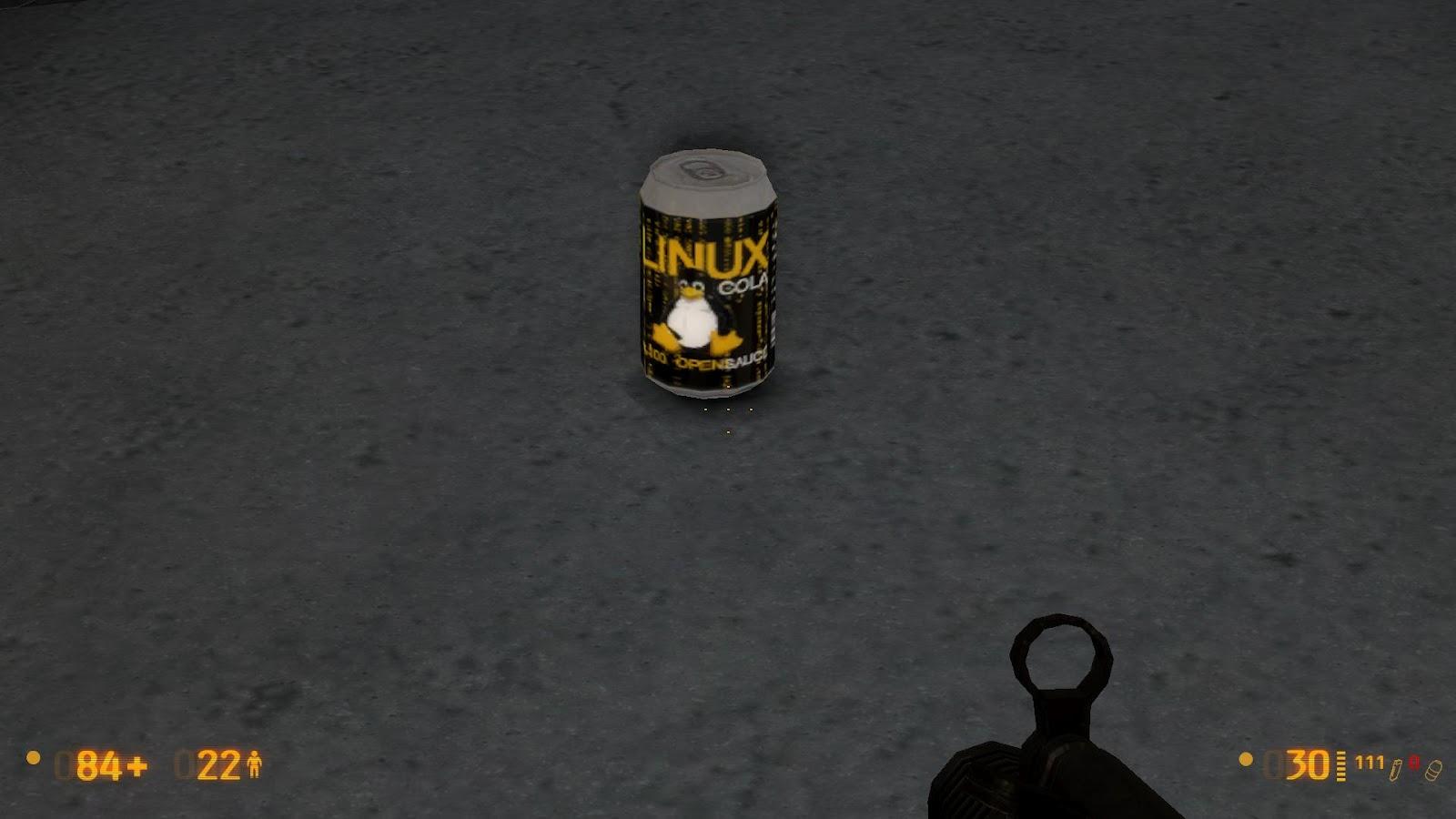 Linux Cola, 100% Open Sauce