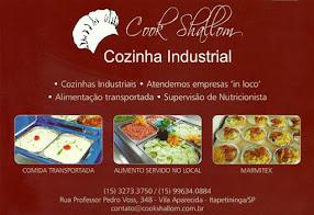 Cook Shallom Cozinha Industrial