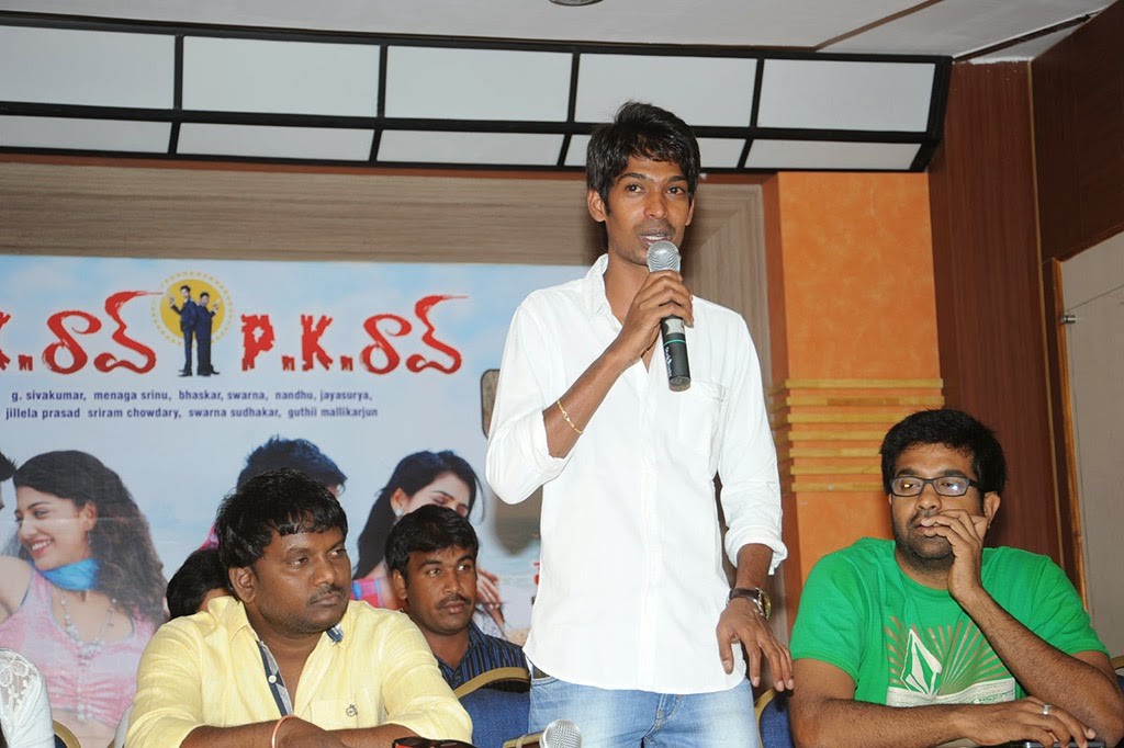 Ak Rao Pk Rao Movie Press Meet Photos Gallery-HQ-Photo-11