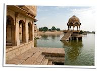 Palacio del lago de Jaisalmer