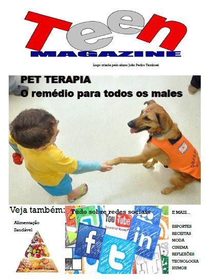 Revista - 8º A