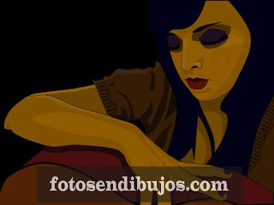 Imagen vectorizada 3D