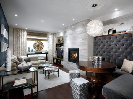 Lovin That Candice Olsen And Her Use Of Space