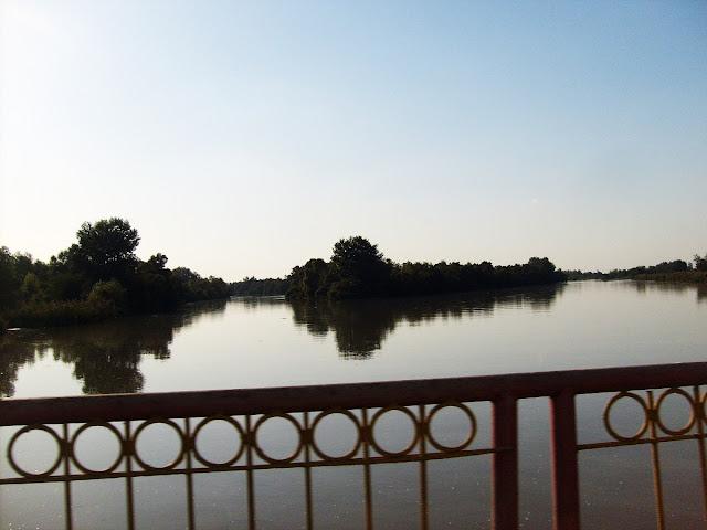 Терек - спокойная вода