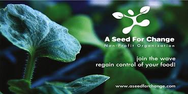 Ελεύθεροι σπόροι για ελεύθερη ζωή.
