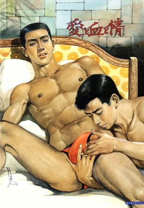 Порно Геи Японцы