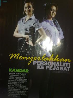 Modeling Magazine Remaja 2010