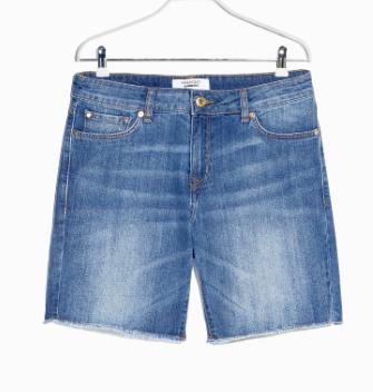 Rebajas SS 2015 fondo de armario shorts vaqueros