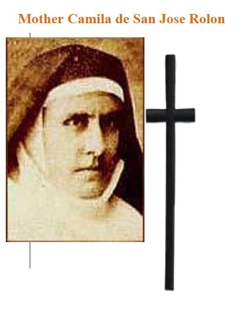 Mother Camila de San Jose Rolon
